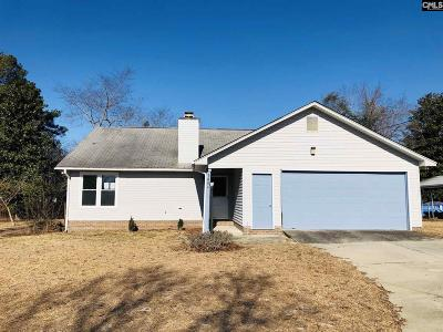 Single Family Home For Sale: 1848 Fort Jackson