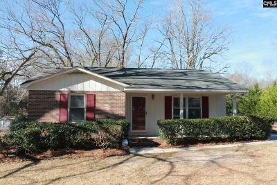 Kershaw County Single Family Home For Sale: 400 Spring Village