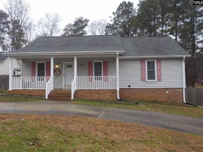 Irmo Single Family Home For Sale: 116 Riverwalk