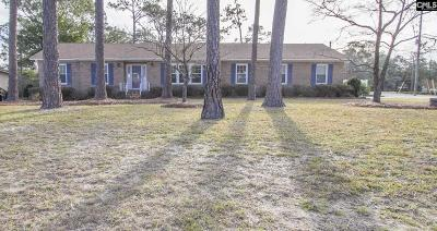 Richland County Single Family Home For Sale: 6402 N Trenholm