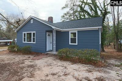 Columbia Single Family Home For Sale: 4329 Palmetto