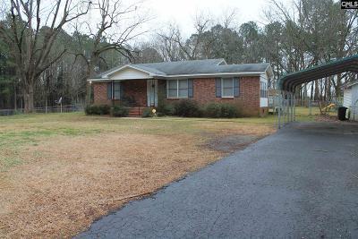 Newberry Single Family Home For Sale: 988 Glenn
