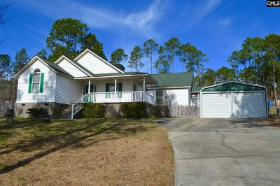 Kershaw County Single Family Home For Sale: 940 Jeffers