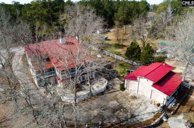 Wateree Hills, Lake Wateree, wateree keys, wateree estate, lake wateree - the woods Single Family Home For Sale: 837 Kingfisher