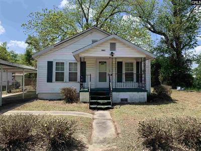 Orangeburg Single Family Home For Sale: 1080 Whaley