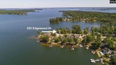 Lexington County Single Family Home For Sale: 252 Edgewood
