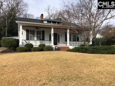 Camden Single Family Home For Sale: 1705 Mill