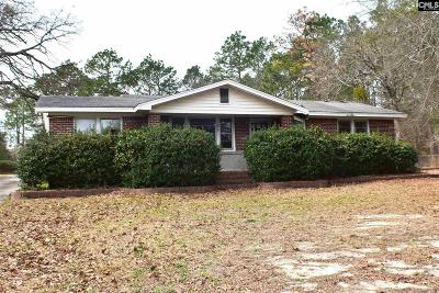 West Columbia Single Family Home For Sale: 510 Green