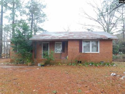 Sumter Single Family Home For Sale: 6 Lakeside