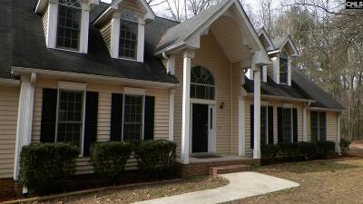 Irmo Single Family Home For Sale: 2101 Hollingshed