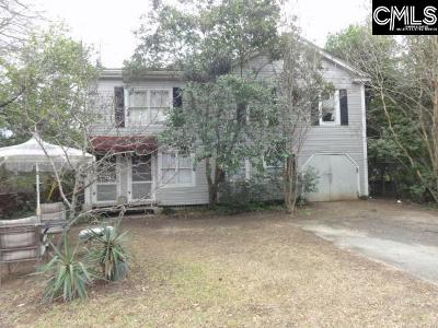 Columbia SC Multi Family Home For Sale: $128,000