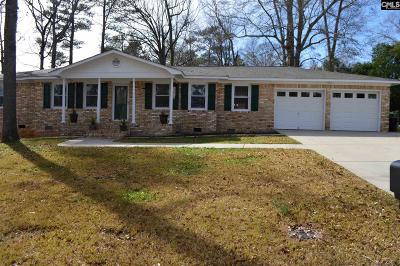 Lexington SC Single Family Home For Sale: $195,000