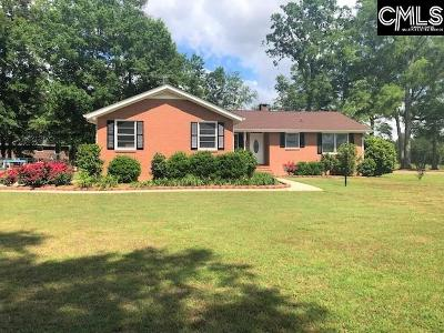 Newberry Single Family Home For Sale: 109 Pinewood