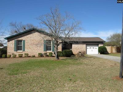 West Columbia Single Family Home For Sale: 4052 Florentine