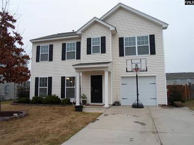 Lexington Single Family Home For Sale: 823 Dovefield