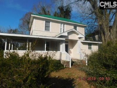 Sumter Single Family Home For Sale: 118 S Salem