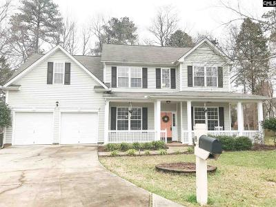 Irmo Single Family Home For Sale: 8 Krider