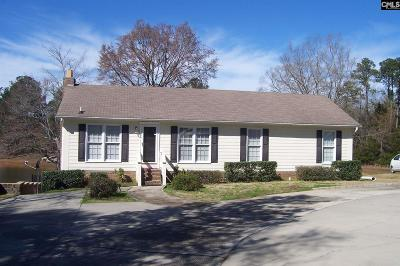 Lexington County, Newberry County, Richland County, Saluda County Single Family Home For Sale: 472 Smallwood Estate