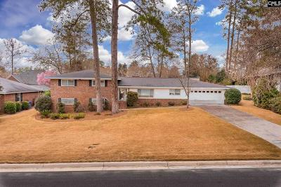 Columbia SC Single Family Home For Sale: $577,000