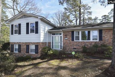 Forest Acres Single Family Home For Sale: 2900 Willingham