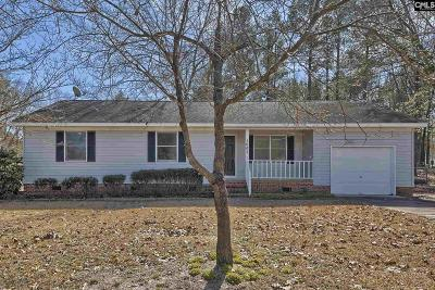 Lugoff Single Family Home For Sale: 1007 Hill