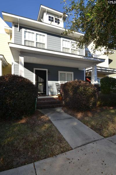 Lexington County, Richland County Townhouse For Sale: 805 Forest Park