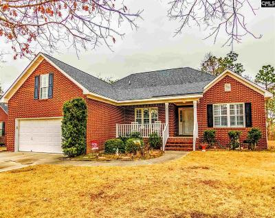 Columbia SC Single Family Home For Sale: $193,000
