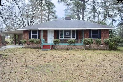 West Columbia Single Family Home For Sale: 912 Mohawk