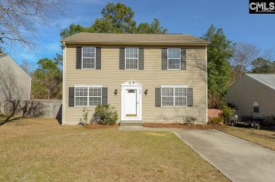 West Columbia Single Family Home For Sale: 204 Cherry Grove