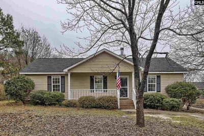 Kershaw County Single Family Home For Sale: 908 Watts Hill