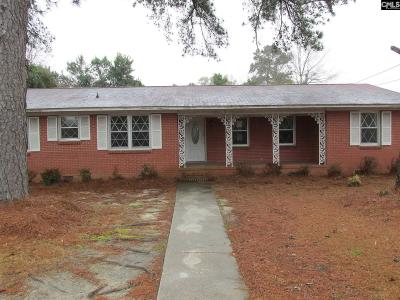Sumter Single Family Home For Sale: 1942 W Oakland