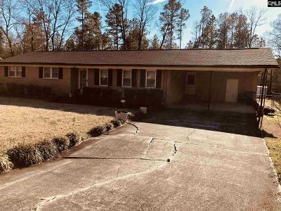 Columbia SC Single Family Home For Sale: $121,000