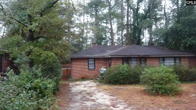 Forest Acres Multi Family Home For Sale: 1450-1452 Brentwood