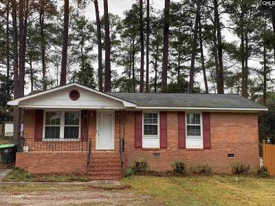 Columbia Single Family Home For Sale: 327 Piney Grove