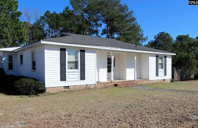 West Columbia Single Family Home For Sale: 603 Cedar Field