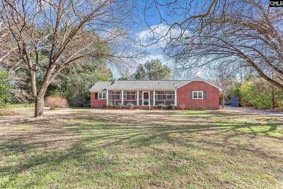 Kershaw County Single Family Home For Sale: 2497 Haile