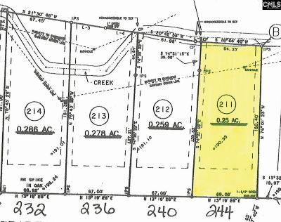 Lexington County, Richland County Residential Lots & Land For Sale: 244 Spartan