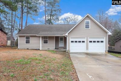 Irmo Single Family Home For Sale: 312 Serpentine