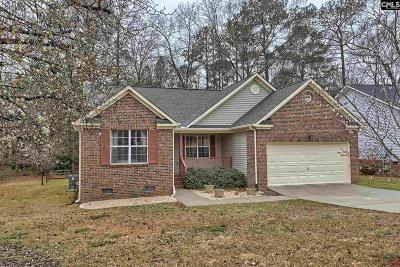 Lexington SC Single Family Home For Sale: $167,000