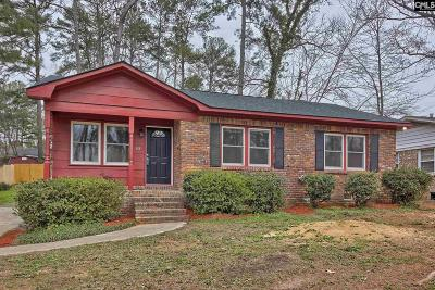 Lexington County Single Family Home For Sale: 418 Biddle