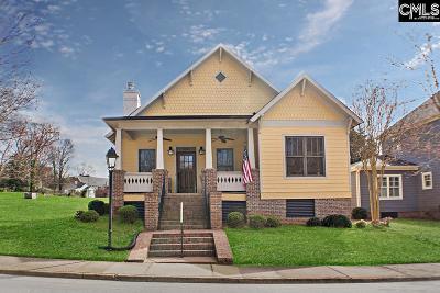 Newberry Single Family Home For Sale: 1536 Harrington