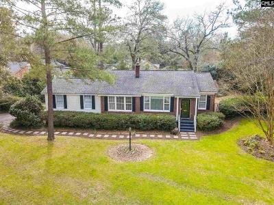 Richland County Single Family Home For Sale: 4406 Wedgewood