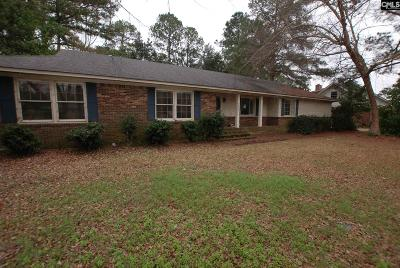 Sumter Single Family Home For Sale: 120 Conyers