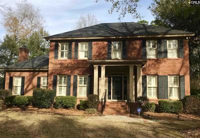Orangeburg Single Family Home For Sale: 3527 Foxfire