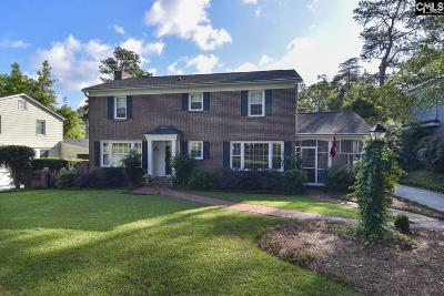 Single Family Home For Sale: 1320 Berkeley