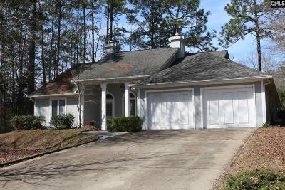 Richland County Single Family Home For Sale: 186 Emerald Lake