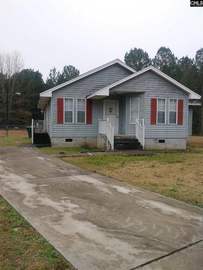 Eastover Single Family Home For Sale: 7 C M Brown