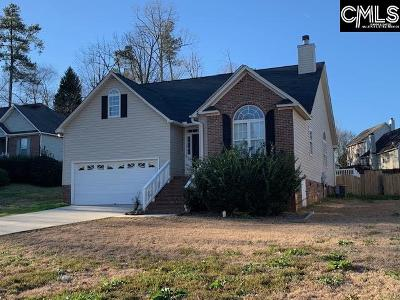 Lexington County Single Family Home For Sale: 504 Bradfield Ct