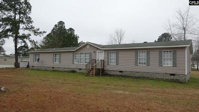 Orangeburg Single Family Home For Sale: 111 Caesar