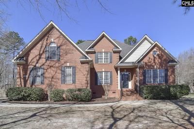 Blythewood Single Family Home For Sale: 109 Winding Oak